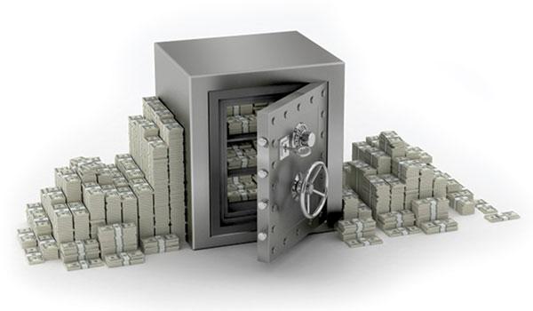 cash_in_a_vault
