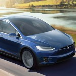 2016 Tesla X: P90D Performance All-Wheel Drive