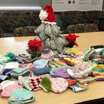 Cigna Employees Crochet and Donate 1,500 Caps for Babies at Banner-University Medical Center