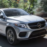 2017 Mercedes-Benz AMG GLE43 Coupe