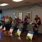 Cigna Employees Go for Spin to Raise Money for the March of Dimes