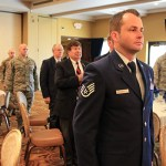 Tempe Chamber's Military Committee Honors Airman