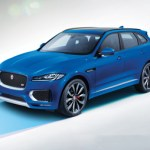 2017 Jaguar F-Pace Prestige