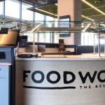 Serving Food Service