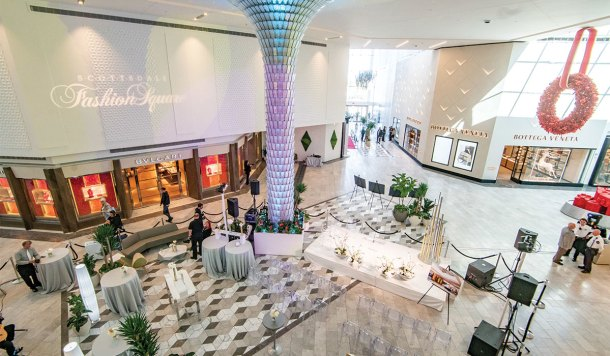 Luxury Wing Debut at Scottsdale Fashion Square - Greater