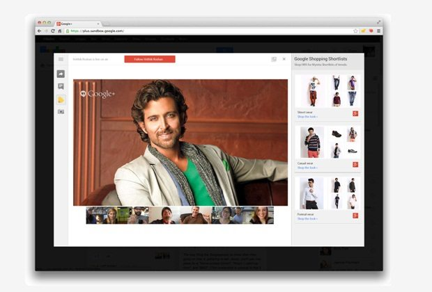 Myntra to host Google+ Shoppable Hangout with Hrithik Roshan