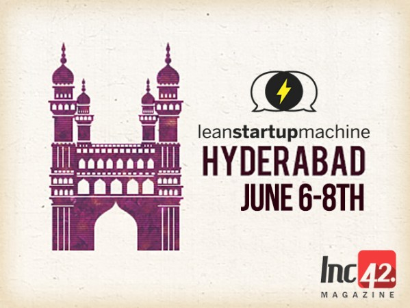 Lean Startup Machine, the Largest Lean Event, Comes to Hyderabad [Free Tickets Inside]