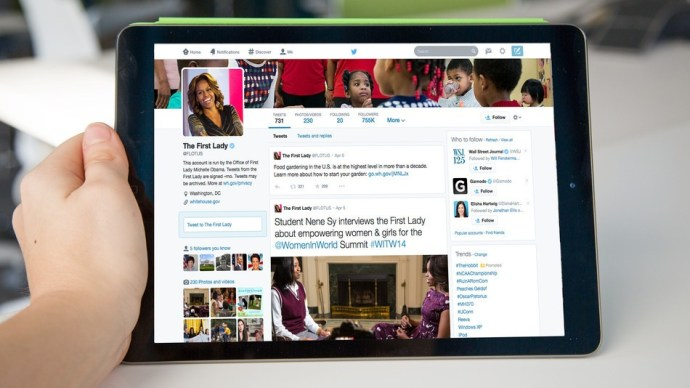 Twitter Starts Rollout of the New Facebook-Style Profile Design