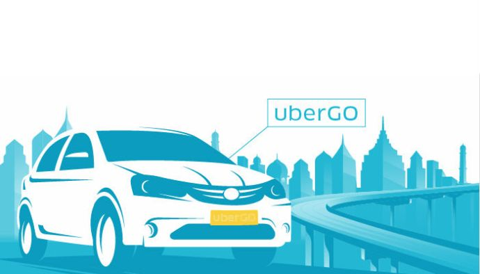 Uber Brings Low Cost Cab Booking Service – UberGo In India