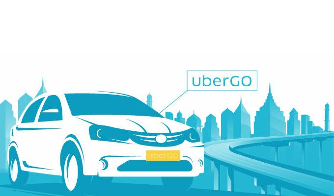 Uber Brings Low Cost Cab Booking Service - UberGo In India