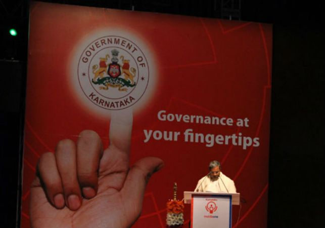 Karnataka Launches Mobileone App For Government Services