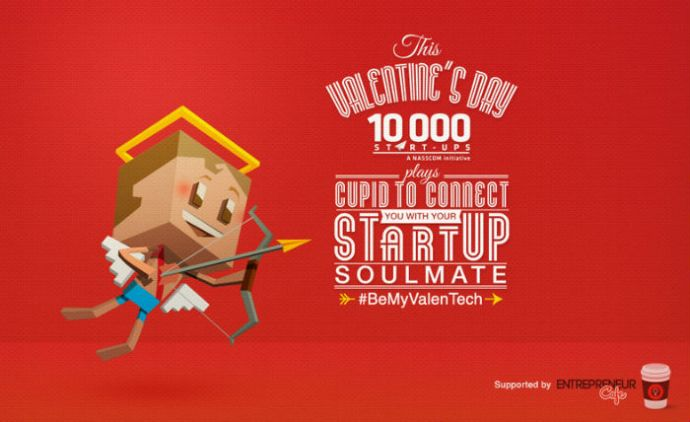 #BeMyValenTech: Startups!! Nasscom In On The Way To help You Find Your Startup Soulmate