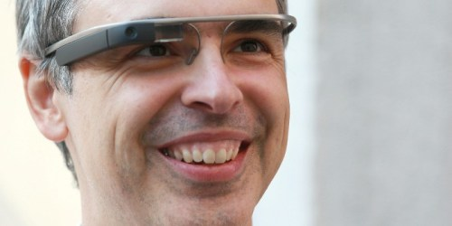 12.07.2013., Motovun, Croatia - Google co-founder during the wedding Yasemin Denari and McLain Southworth was in a good mood and following every moment of their wedding day with Google Glass. Photo: Dalibor Urukalovic/PIXSELL