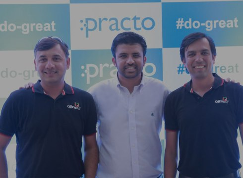 practo-startup news