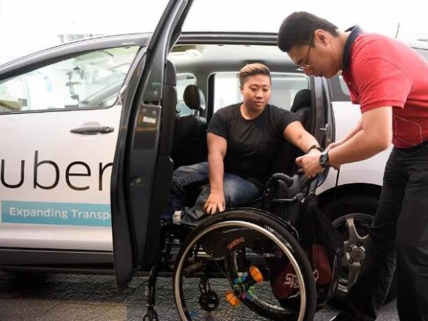 Uber Launches uberASSIST For Riders With Special Accessibility Needs In India