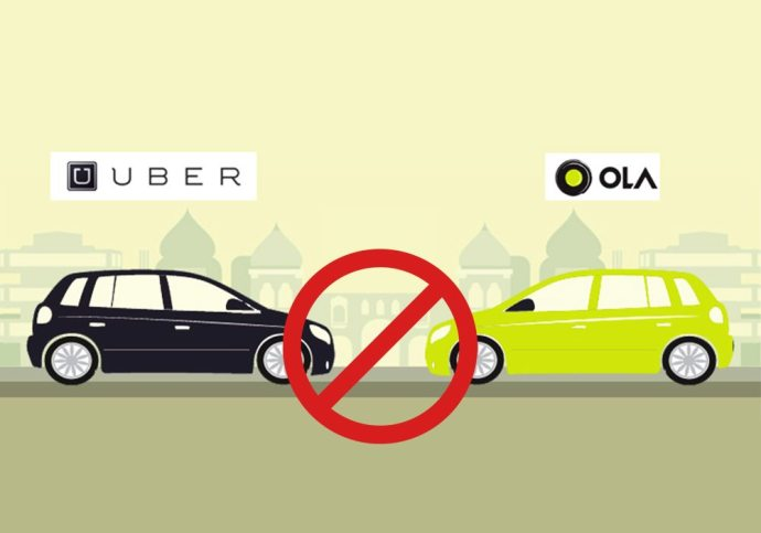 ola uber strike tomorrow