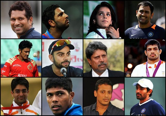 11 Indian Sportsmen Caught In The Startup Fever