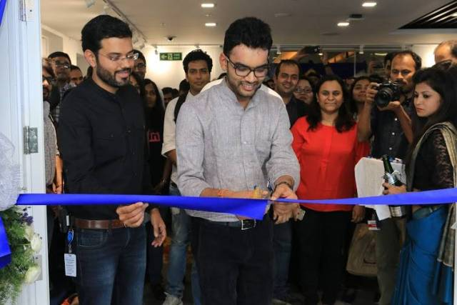 Akshay-Kothari-LinkedIn-India-Head-Inaugurating-Office