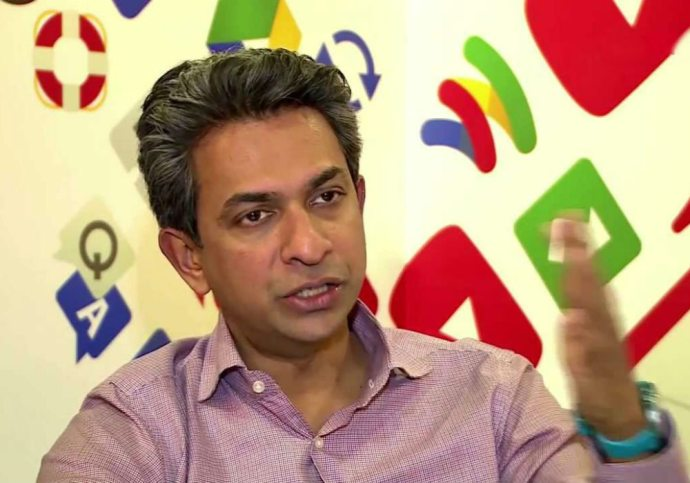 VP, Google of Southeast Asia and India