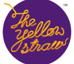 yellow-strwa