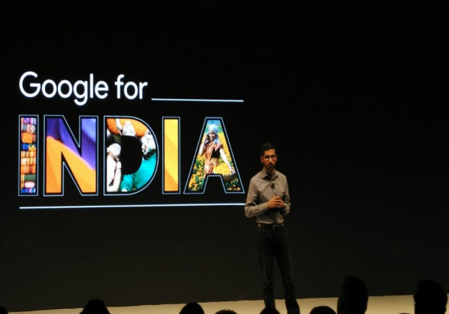 Google Launches 'Solve For India,' Aims To Empower Developers From Tier II Cities