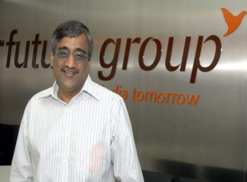 kishore biyani-future group-ecommerce