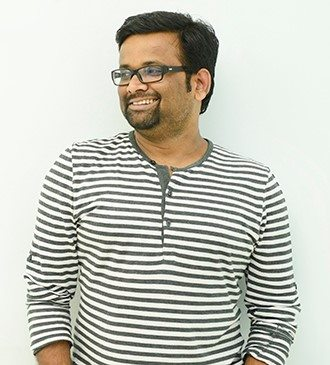 Vinamra Pandiya, co-founder, Qtrove