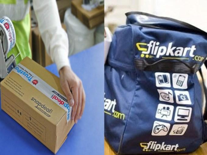 snapdeal flipkart merger