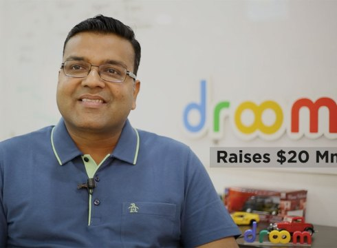 droom-automobile-sandeep aggarwal
