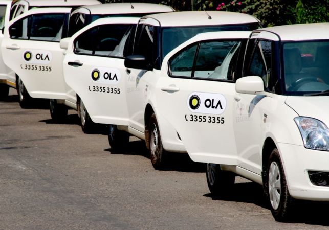 Cab Aggregator Ola In Talks To Get $100 Mn From Microsoft