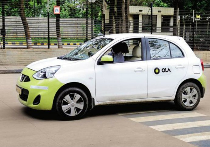 Ola- Indus OS-mobility