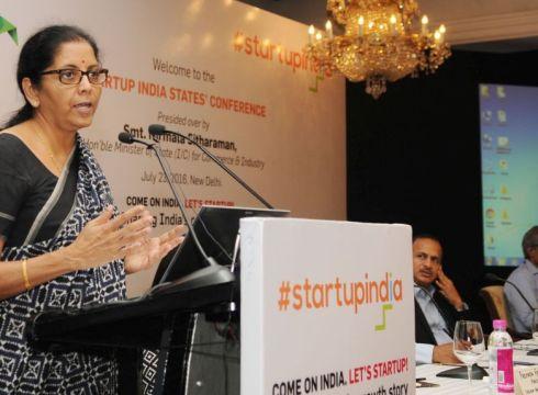 nirmala sitharaman-startup coast