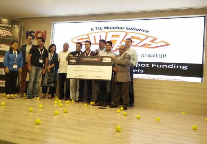 tie mumbai smashup-mumbai-startup-iphawk