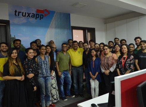 truxapp-logistics app-yebhi-manmohan agarwal
