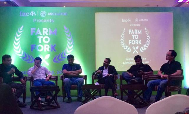 Farm to fork-panel discussion-mistletoe-agrifood