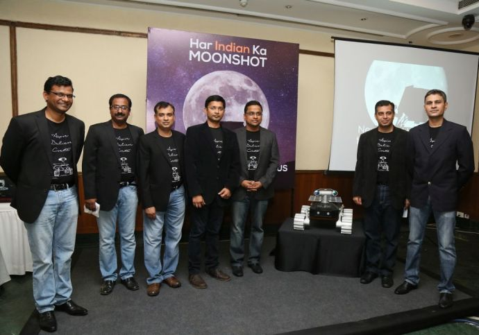 team indus-rover-competition-google lunar xprize