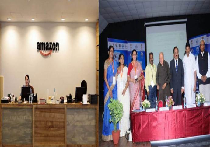 amazon india-chennai-office space-women-incubator
