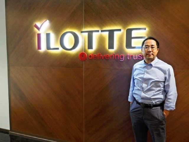ilotte-lotte group-salim group-ecommerce