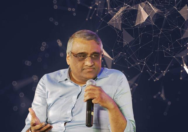 Online Retail Has A Threat From Physical Retail: Kishore Biyani