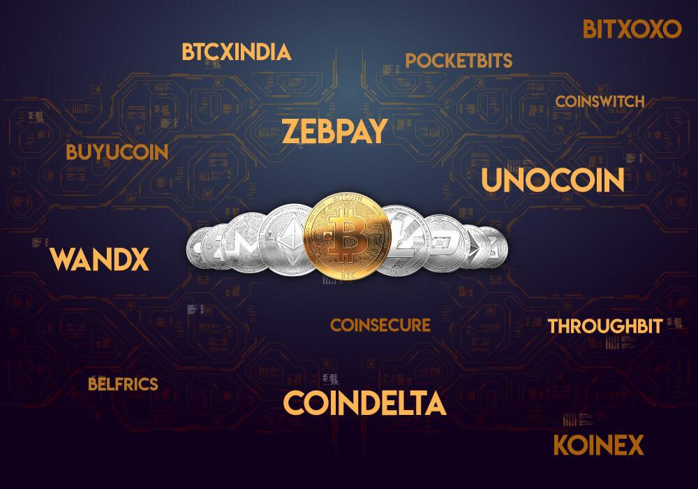 ethereum-cryptocurrency exchanges-bitcoin-india