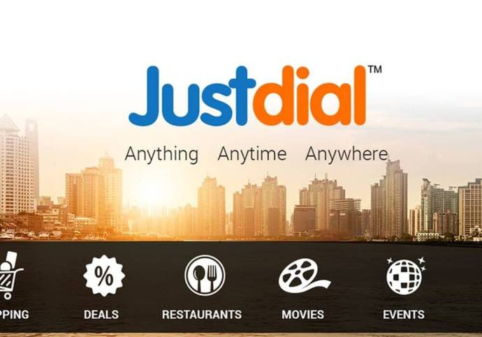 justdial-search engine-profit