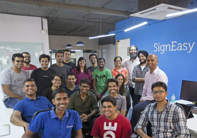 SignEasy Marks Homecoming With Launch Of Aadhaar-Enabled E-Signature Solution
