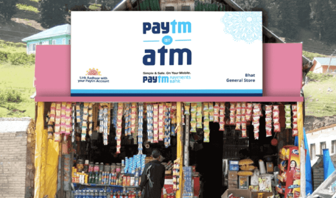 Paytm Payments Bank To Invest $466 Mn To Build 10K Customer Touchpoints