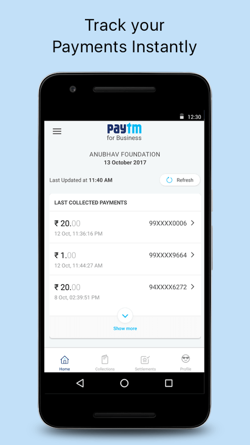 paytm-paytm for business-digital payments