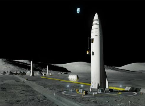 Team Indus Gets Second Chance For Its Moon Mission