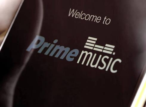 Amazon Prime Music Launch in India - Amazon