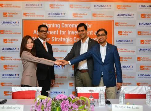 lendingkart-funding-equity