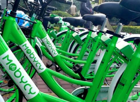 fearless-mobycy-strides-ahead-with-dockless bike sharing app-to-take-on-ofo-and-ola
