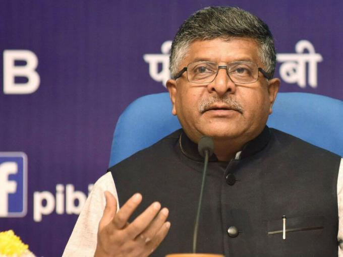 social media data misuse-even-by-facebook-not-to-be-tolerated-ravi shankar prasad
