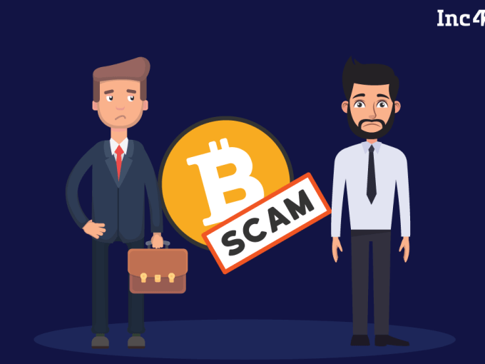 Darwin Labs Startup Founders Arrested In Connection With Amit Bhardwaj's $300 Mn Cryptocurrency Ponzi Scheme